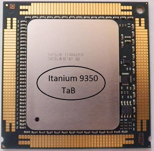 Intel Itanium_2 9000series