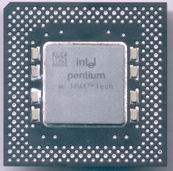 Pentium MMX Processor