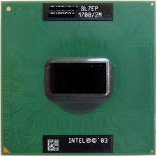 Penium M FCBGA Processor